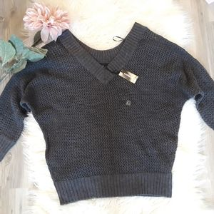 EXPRESS Wool V-Neck Sweater NEW NWT Wool